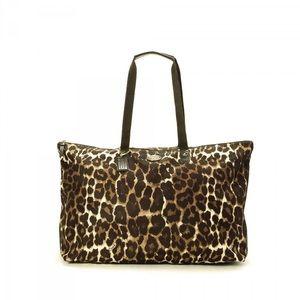 Coach Nylon Weekender Bag